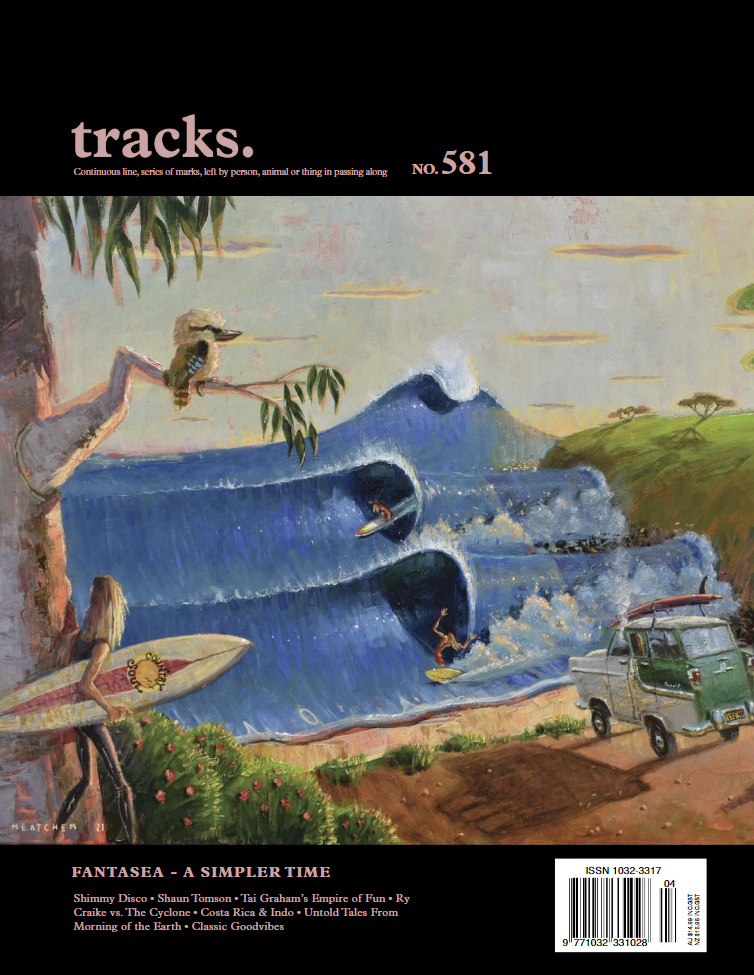 Tracks Issue 581